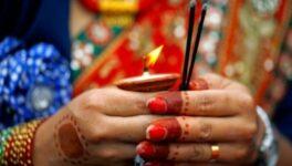 सनातन हिन्दू धर्मावलम्बि नारीहरु हरितालिका तीज मनाउदै
